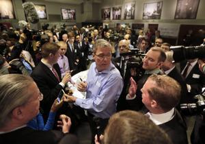 In return to New Hampshire, Scott Walker has plenty going for him