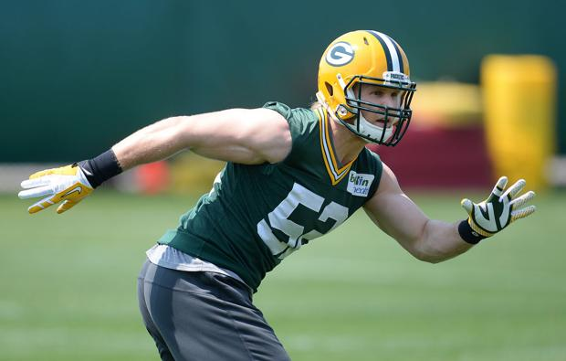 Tom Oates: Clay Matthews poised to again spend most of time at inside linebacker