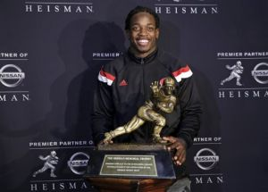 Photos: A week on the red carpet for Badgers' Melvin Gordon