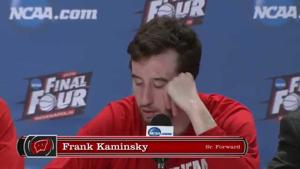 Inside the Locker Room: Badgers Fall in National Championship Game