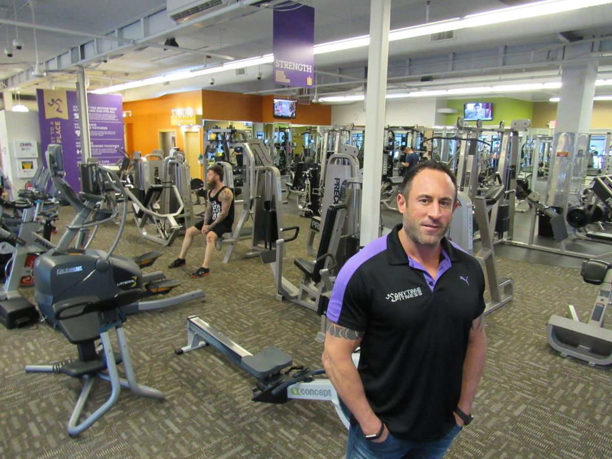 andy gundlach grows anytime fitness franchises with locations and personal training madison. Black Bedroom Furniture Sets. Home Design Ideas