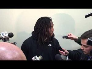 Badgers' Robert Wheelwright talks about his breakout performance in 2015 UW spring game