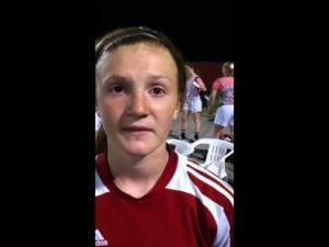 Mount Horeb's Allie Hutchison on win over Ashland