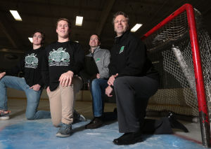 Andy Baggot: Madison Memorial hockey players hope to follow in fathers' footsteps