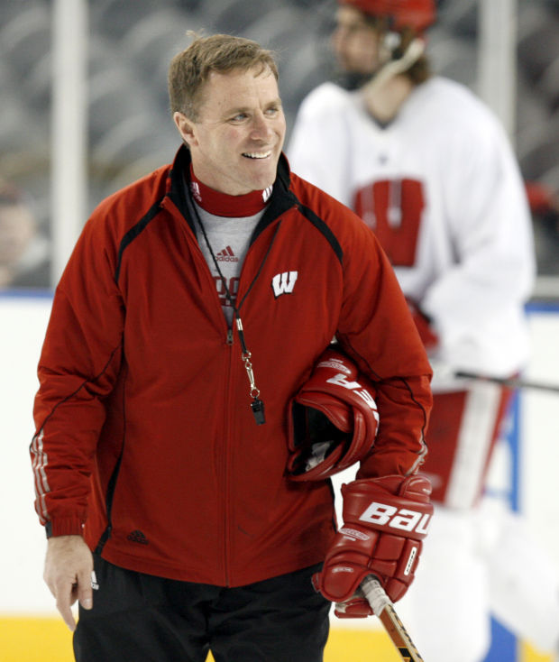 BIG10: Badgers - Mike Eaves To Speak To Mark Osiecki About Open Assistant Job