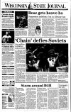 Pages from history Aug. 24, 1989