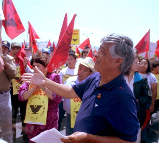 Scott Walker backs bill honoring Cesar Chavez
