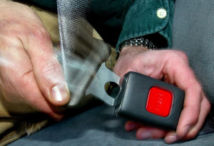 With usage rate rising in Wisconsin, convictions for not wearing a seat belt plunge