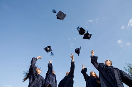education college university mortarboard graduation student debt istock file photo (copy)