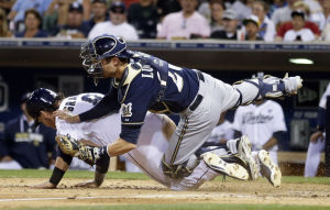 Brewers: Ron Roenicke rips umpire after bullpen costs Yovani Gallardo victory