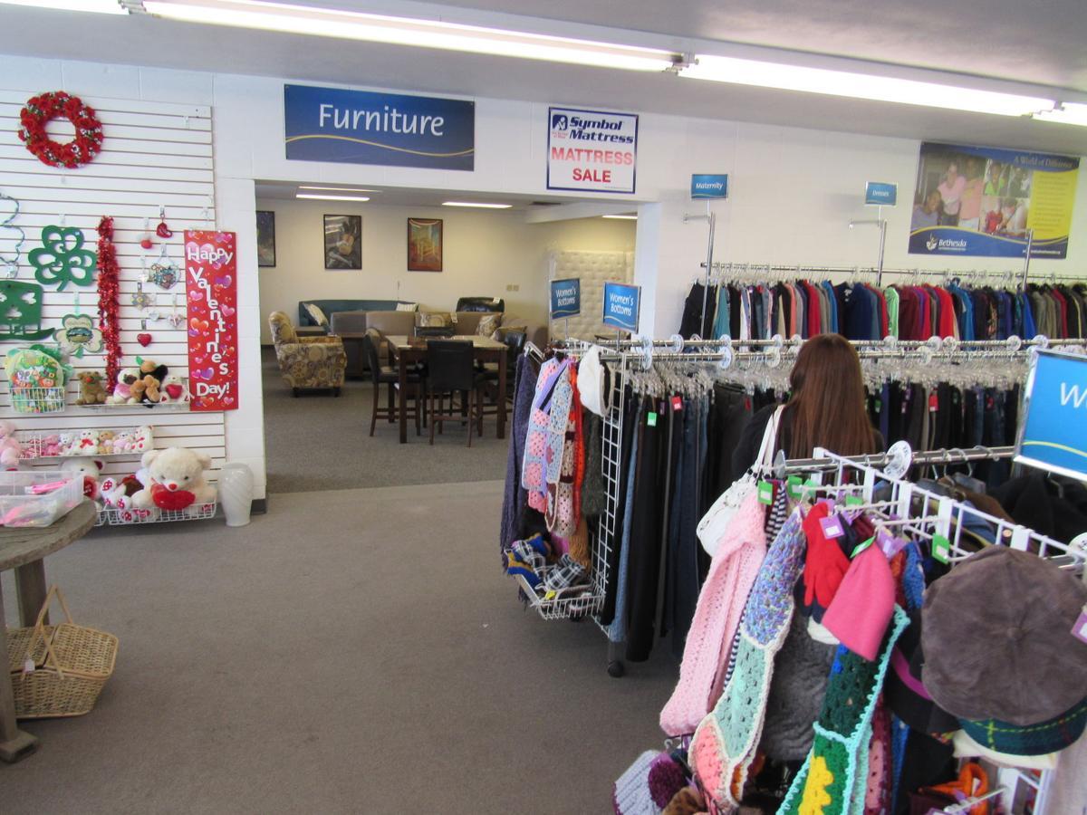 Bethesda Thrift Store