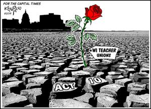 Plain Talk: Rumors of teachers unions' deaths greatly exaggerated