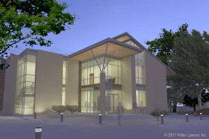Plan Commission OKs arts center at Edgewood College