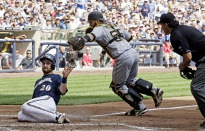 Brewers: Mike Fiers does it again in victory over Pirates