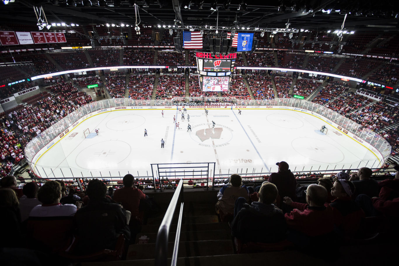 BIG10: Badgers - Tickets Go On Sale For Blake Geoffrion Hockey Classic