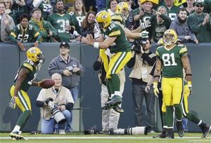 Packers: After grounding Jets to a halt, Green Bay pulls out win through the air
