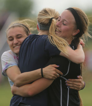 Photos: Waunakee vs. Oregon soccer sectional final