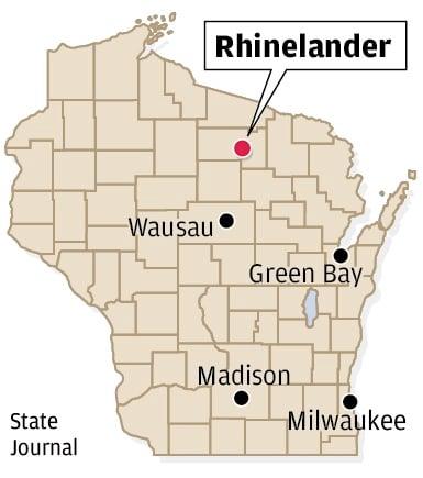rhinelander map 0217