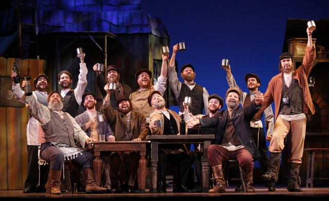 Fiddler On The Roof Anchored By Strong Character