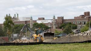 Photos: Union Corners construction