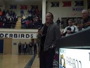 Video: 'Dukes of Hazzard' star Tom Wopat sings national anthem