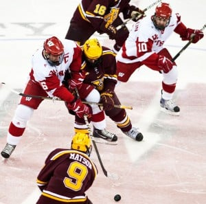 WCHA: No. 1 Minnesota Arrives In Madison Amid Concerns Over The Attendance Decline