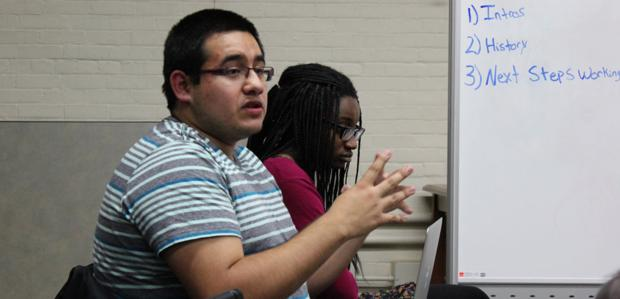 Students voice desire for School of Ethnic Studies