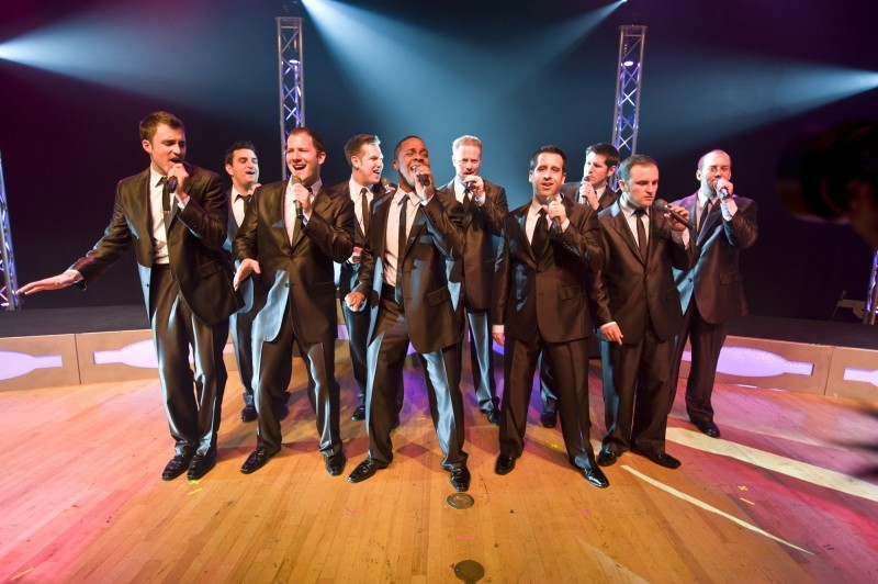 12 days of christmas straight no chaser video
