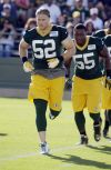 Packers: Clay Matthews misses practice due to 'knee soreness'