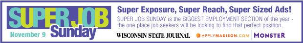 Super Job Sunday Jobs Page Promotion