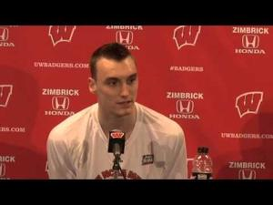 Video: Badgers' Sam Dekker: 'We're in the Final Four for a reason'