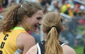 Photos: Rain makes for slick road to state at WIAA D3 Bangor sectional