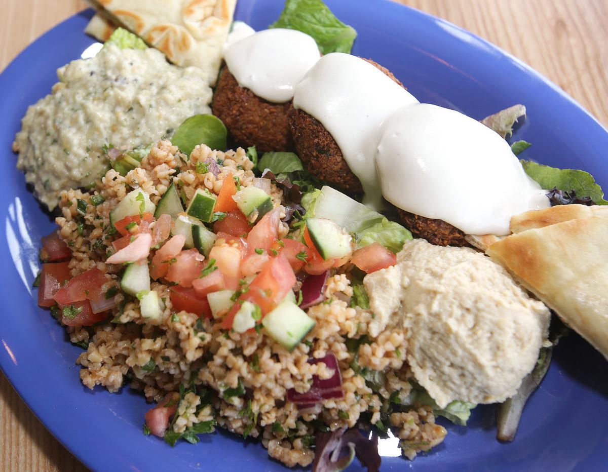 Greek Spot Cafe And Grill Menu