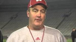 Paul Chryst Post-Practice 4/8/2015