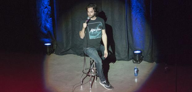 Local comics cultivate a unique brand of edgy comedy for receptive audiences