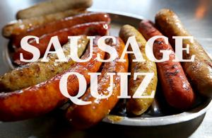 Quiz: Can you identify the sausage?