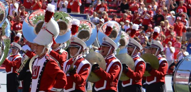 Fourth year of Fifth Quarter: UW-Madison drum major marches on