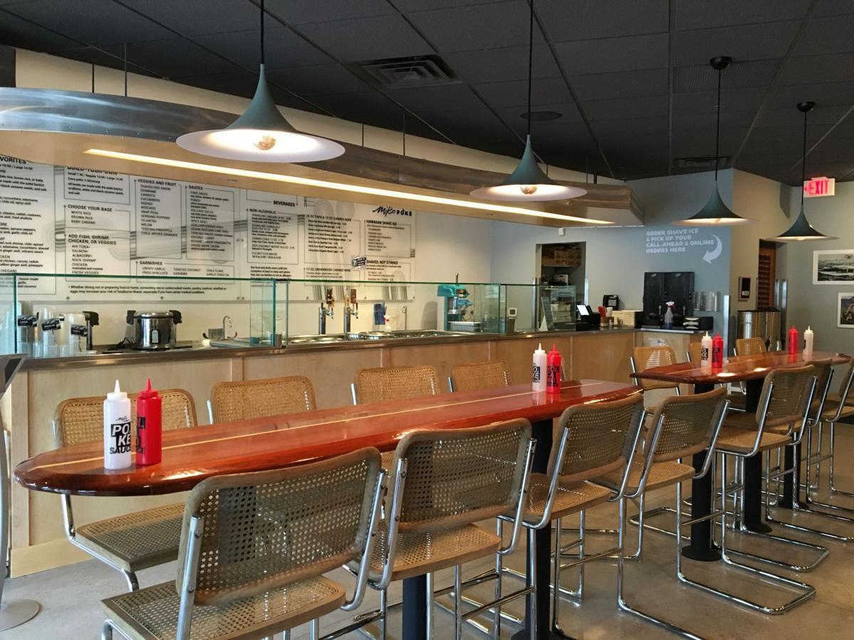 Restaurant news food fight 39 s miko pok opens in former for 2b cuisine epsom downs