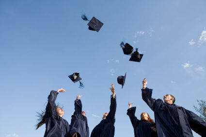 education college university mortarboard graduation student debt istock file photo