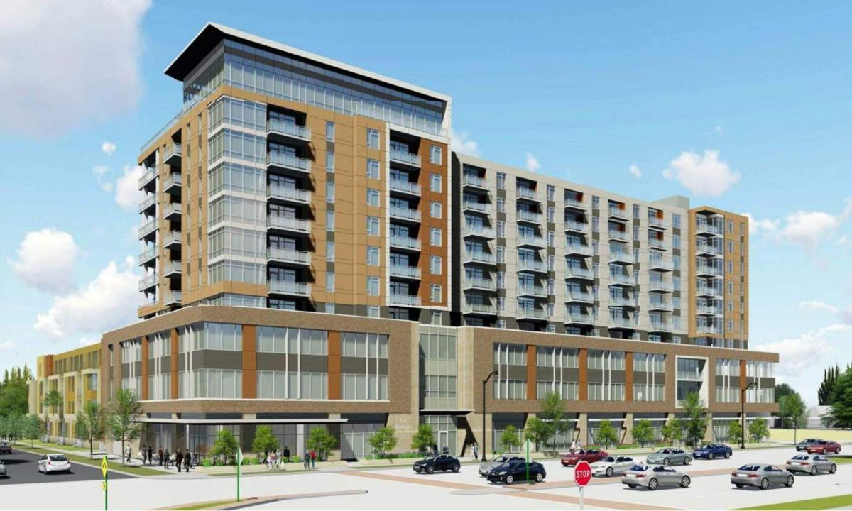 Affordable housing projects up for consideration at Plan    Stone House Development