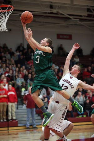 Photos: Middleton's losing streak to Memorial comes to end