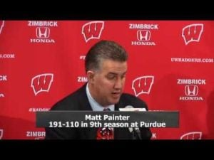 BadgerBeat recaps UW's win over Purdue