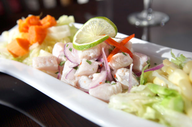 Peruvian Ceviche Crandall's on state shifts focus from american fish ...