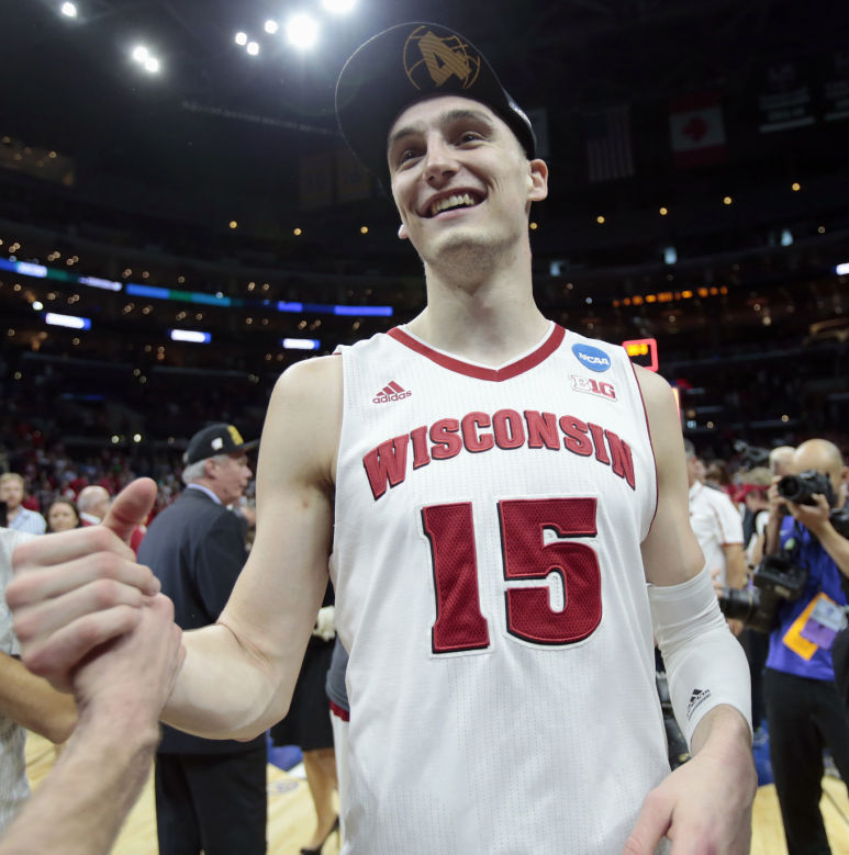 Badgers men's basketball: Sam Dekker leaves UW to enter NBA draft