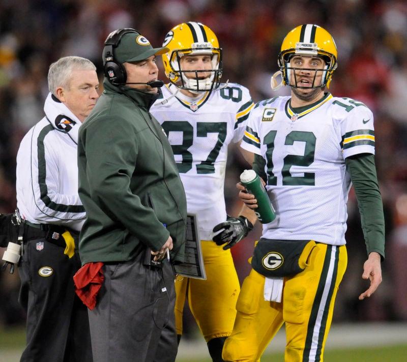 Mike McCarthy, Packers vs. 49ers
