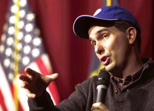 Wisconsin wants legislators to block Scott Walker