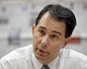 Walker wants more aid for mentally ill, says arming school officials should be 'part of the discussion'