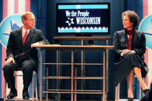 Campaign ad is hot topic during Supreme Court forum