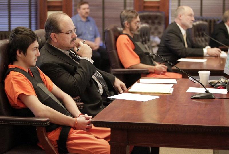 Argyle Arson court hearing 11/13/12