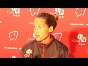 Video: UW women's soccer sticking to 'diet' for success